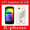 "Zero profit Original HTC Sensation XE G18 Z715e Mobile Phone Unlocked Wi-Fi GPS 8.0MP 4.3""TouchScreen 3G G18 Android Phone"