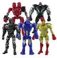 Real Steel Series 2 Action Figure Sets 5 Pcs