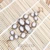 Fashion Alloy Full Rhinestone Bracelet Nice Flower Bangle for Girl B161