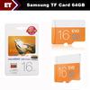 100% Original NEW Samsung 32G EVO Micro SDHC Class10-48MB/S TF MicroSD Card Memory Card (MB-MP32DA/AM) 16GB to 64GB waterproof