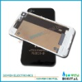 Back cover for iphone 4g back housing, white /black, free shipping, best price on the aliexpress