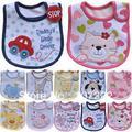 mixed sales cotton *carter's baby bibs waterproof infant bibs wholesale drop shipping(710001)