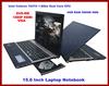 "15.6"" Laptop, Notebook Computer, Intel N2600 Dual Core Quad Thread 1.60Ghz, 4GB RAM, 500GB HDD, DVD-RW, Bluetooth, 1080P HDMI"