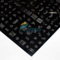BIG SIZE XXL Stamp Image Plate Stamping Nail Art DIY Image Plate Template #B 221 design SKU:C3020