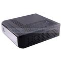Cloud PC with HTPC Mini ITX Case CPU AMD E350, 4G DDR3, 320G HDD Mini PC AV Output with PCI Slot, HDMI Mac PC Mini Computer