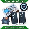 NEW Smart car alarm ,PKE car security system,high quality push start button,remote start function,side door alarm,car smart key