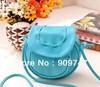 2014 Hot Sale Women Lady Leather Handbag,pu Leather Shoulder Bag,multy Color Jelly Candy Handbag Shoulder Bags Free Shipping