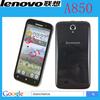 New Original Lenovo A850 phone MT6582 Quad Core Phone 5.5 inch Android 4.2 GPS WCDMA 3G Smart Phone