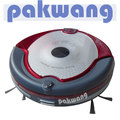New product for 2013 Two Side Brush Cleaning Robot with Voice Prompt Function Robot Vacuum Cleaner