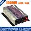 HOT SALE!! 1000W Grid Tie Wind Turbine Power Inverter AC22V~60V to AC90~130V/AC190~260V, Built-in Dump Load Controller, MPPT