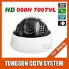 New 2014 Genuine Sony 960H Effio 700TVL CCTV Camera Security OSD Menu Night Vision Infrared Indoor Dome Video Surveillance