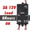 Solar Controller 3A 12V solar panel Lighting timer Load on 8 hours from dark for solar garden lighting Yard Lights Control CMP03