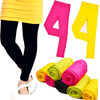 High quality ! 2014 spring & autumn kids leggings for girls candy colors Children stretch baby casual cotton pants  for 3-12Y