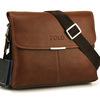Polo 2014 New  men messenger bag leather bags for men business formal briefcase high quality  morer #143