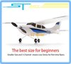 Clearance 2.4G Nine Eagles 770B Sky eagle RTF carton box version NE R/C airplane plane 3 channel 3CH 2.4Ghz