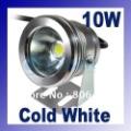 High Power Warm White Waterproof Flood LED Lamp Light 10W 12V Warm White/Cold White Free Shipping