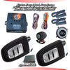 The Latest intergrated PKE car alarm,one key start,finger touch start/stop,remote start/stop,auto lock or unlock,big sound siren