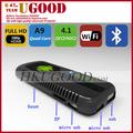 UG007 / Ug007b RK3188 Quad Core Android Mini PC TV Box TV Stick Dongle 2GB RAM 8GB ROM DLNA Bluetooth HDMI Wifi Android 4.2 OS