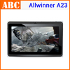 1.Tablet PC Q88 7 inch Capacitive A13 MID + Android + Wifi 2.Allwinner A13 Q88s G-sensor dual camera 4GB phone call sim card gsm