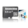 Memory card Micro SD card 32gb class 10 8GB 16GB micro sd Flash TF CARD with Card Reader + SD adapter