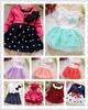 100% Cotton Girl Dresses Dresses Baby Kids Children