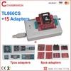 New version 6.1 TL866cs USB Programmer + 15 adapters, TSOP WIN7 64 bit WIN8, 13000+ chips, best price!