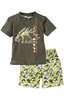 Promotion 45% Free shipping 2013 kid boy suit  /short sleeve T-shirt+pants/casual beach sets/ children clothes/kids clothing