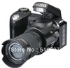 """New D3000 Digital Camera DSLR 16MP 16X Digital Zoom With 16X Optical Zoom Telephoto Lens,3.0""""LCD+Russian Languages,Free Shipping"""