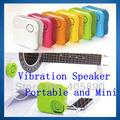 Vibration Stereo Speaker Musticker Speaker System for MP3 MP4 Sound Portable Mini Speaker