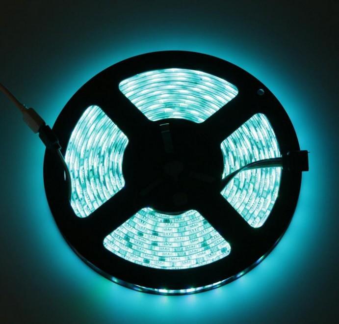 LED-Streifen blau 460nm