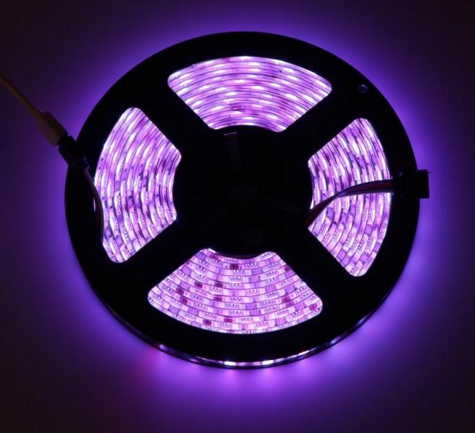 LED strip purple rgb