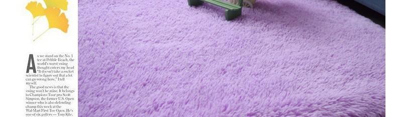 Aliexpress Com Light Purple Plum 200x300cm Anti Skid Soft