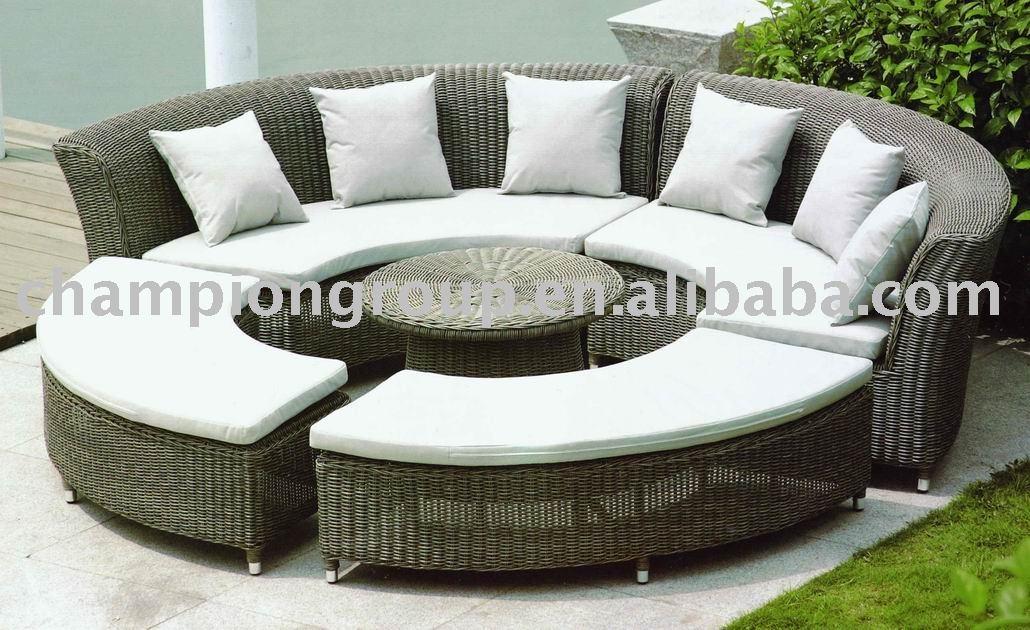 Round sofa set sofa menzilperdenet for Round sectional sofa set manufacturers