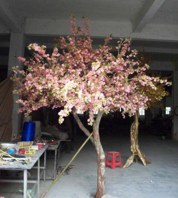 artificial flor de cerejeira da árvore