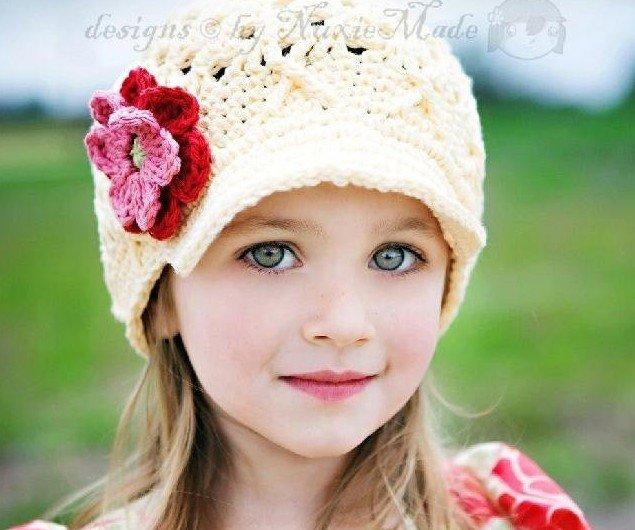 Child Crochet Hat Pattern Free Patterns